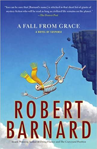 Robert Barnard – A Fall from Grace Audiobook