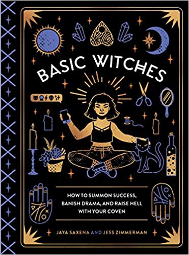 Jaya Saxena – Basic Witches Audiobook