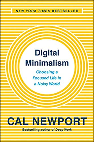 Cal Newport – Digital Minimalism Audiobook
