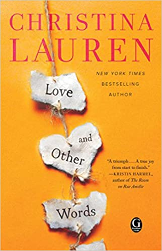 Christina Lauren – Love and Other Words Audiobook
