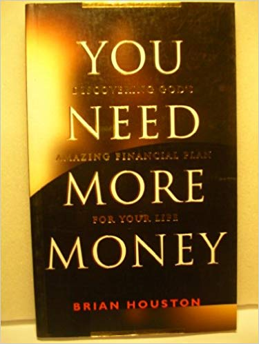 Brian Houston – You Need More Money Audiobook