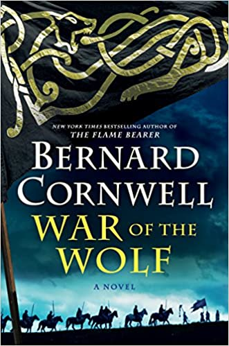 Bernard Cornwell – War of the Wolf Audiobook