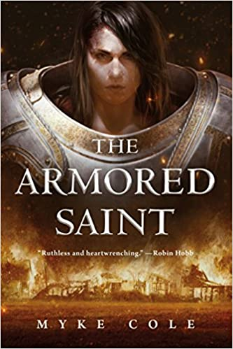 Myke Cole – The Armored Saint Audiobook
