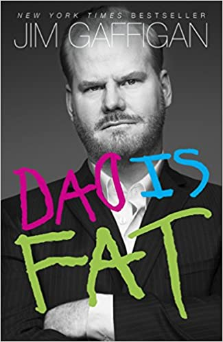 Jim Gaffigan – Dad Is Fat Audiobook