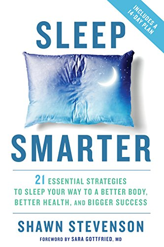 Shawn Stevenson – Sleep Smarter Audiobook