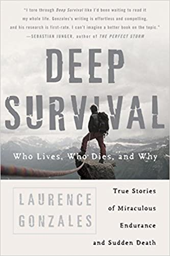 Laurence Gonzales – Deep Survival Audiobook