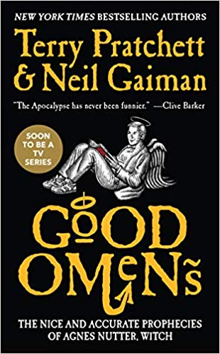 Neil Gaiman – Good Omens Audiobook