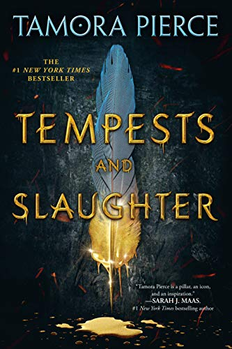 Tamora Pierce – Tempests and Slaughter Audiobook