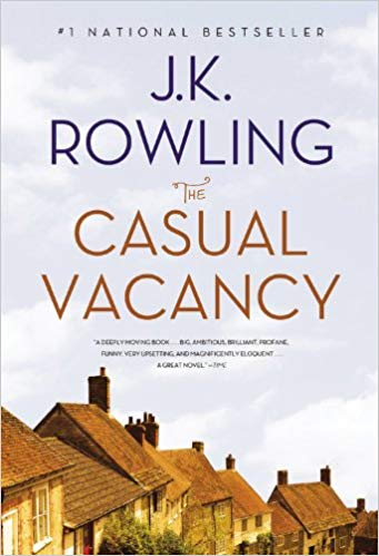 J. K. Rowling – The Casual Vacancy Audiobook