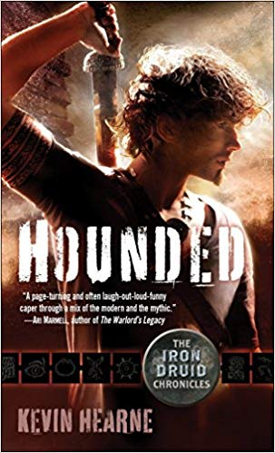 Kevin Hearne – Hounded Audiobook