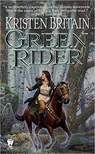 Kristen Britain - Green Rider Audio Book Free