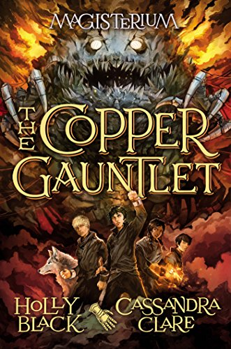 Holly Black – The Copper Gauntlet Audiobook