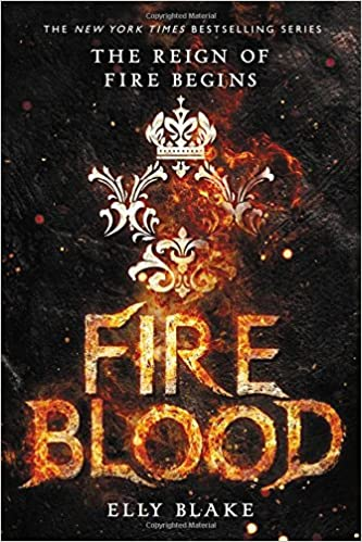 Elly Blake – Fireblood Audiobook (Book 2)