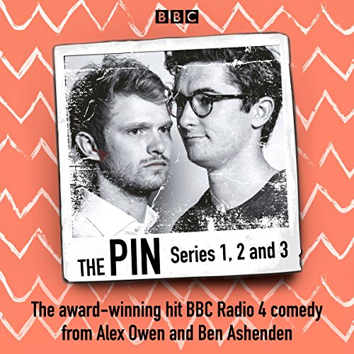 Ben Ashenden – The Pin: Series 1, 2 and 3 Audiobook