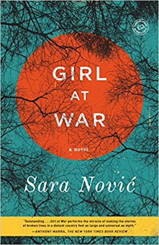 Sara Novic – Girl at War Audiobook