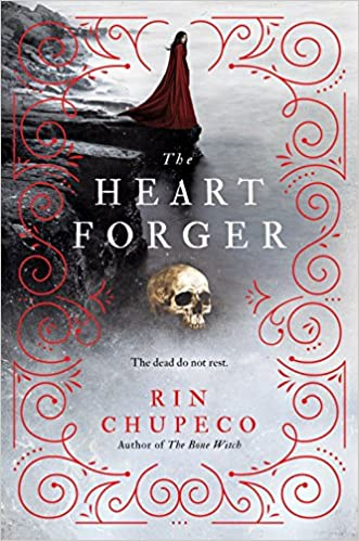 Rin Chupeco – The Heart Forger Audiobook
