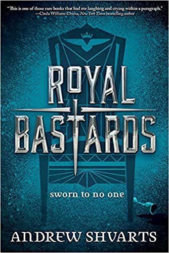 Andrew Shvarts – Royal Bastards Audiobook