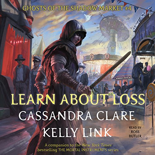 Cassandra Clare – Learn About Loss Audiobook