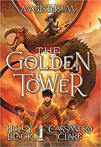 Holly Black – The Golden Tower Audiobook