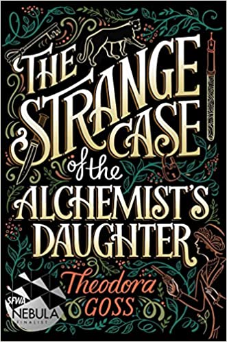 Theodora Goss – The Strange Case of the Alchemist's Daughter Audiobook