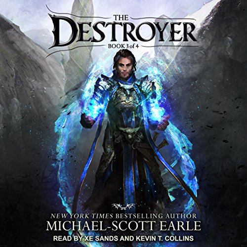 Michael-Scott Earle – The Destroyer Book 3 Audiobook