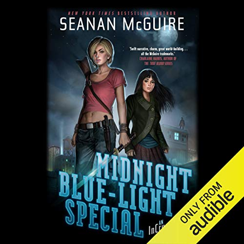 Seanan McGuire – Midnight Blue-Light Special Audiobook