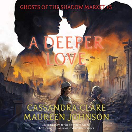 Cassandra Clare – A Deeper Love Audiobook