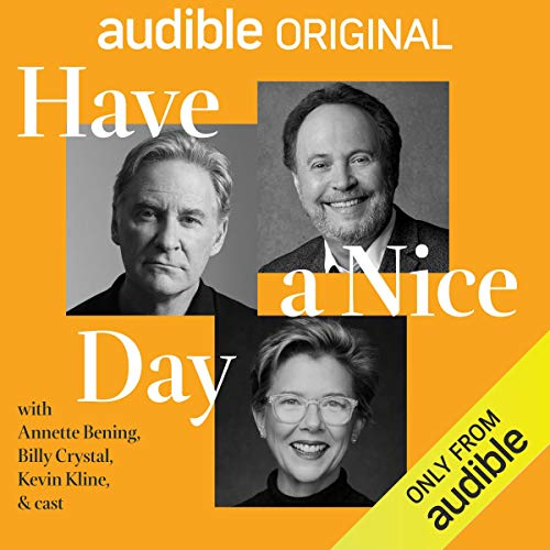 Billy Crystal – Have a Nice Day Audiobook
