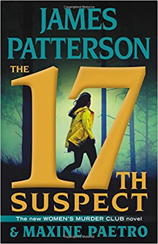 James Patterson – The 17th Suspect Audiobook