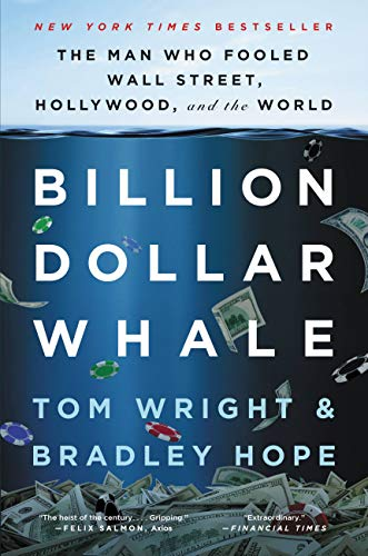 Tom Wright - Billion Dollar Whale Audio Book Free