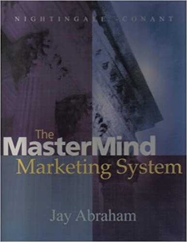 Jay Abraham - The MasterMind Marketing System Audio Book Free