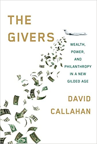 David Callahan - The Givers Audio Book Free