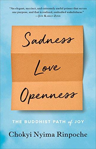 Chokyi Nyima Rinpoche - Sadness, Love, Openness Audio Book Free