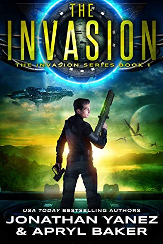 Jonathan Yanez - The Invasion Audio Book Free
