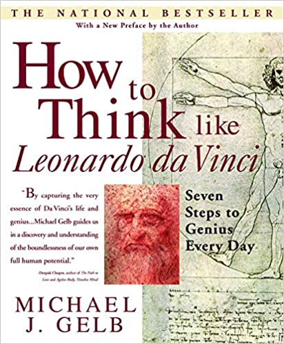 Michael J. Gelb - How to Think Like Leonardo da Vinci Audio Book Free
