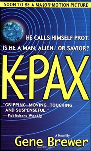 Gene Brewer - K-Pax Audio Book Free