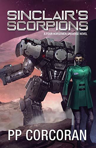 PP Corcoran - Sinclair's Scorpions Audio Book Free