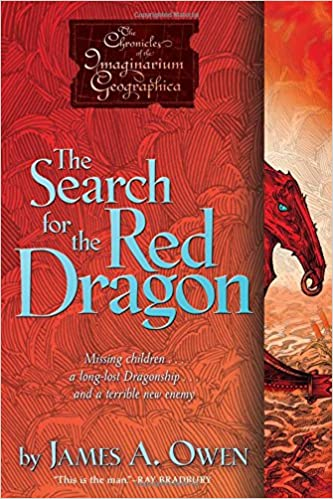 James A. Owen - The Search for the Red Dragon Audio Book Free